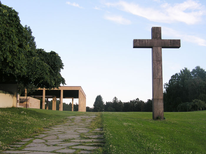 Skogskyrkogården (world herigate: The woodland cemetery)