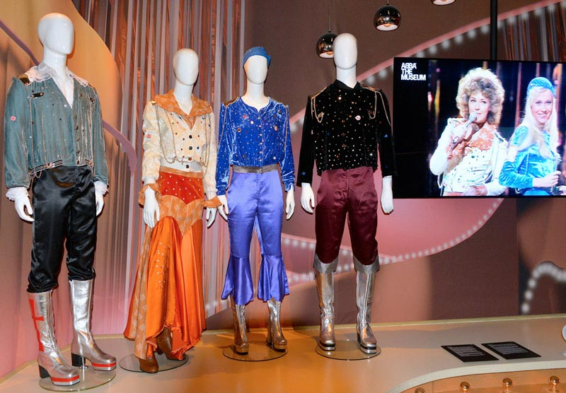 ABBA the museum (ABBA博物館)