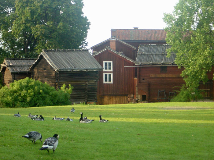 Skansen – the world's first open-air museum