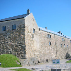 Musée culturel Halland et la forteresse de Varberg