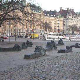 Skulpturvandring i Stockholms innerstad