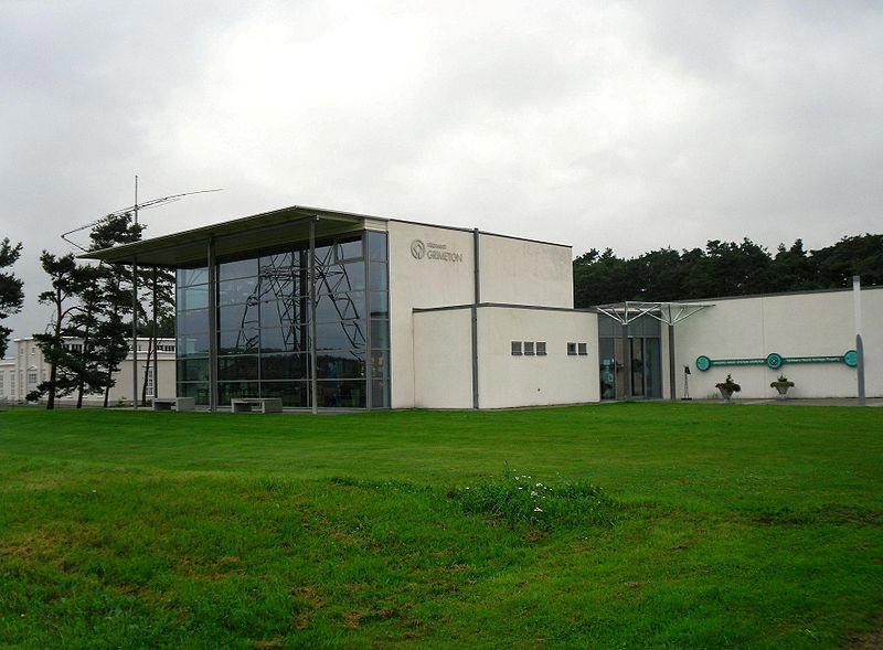 Världsarvet Grimeton (Grimeton Radiostation)