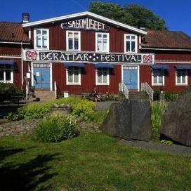 Sagobygden i Småland