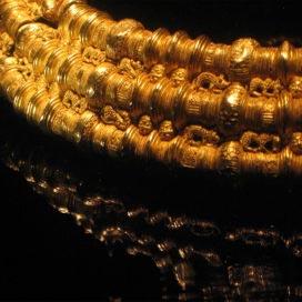 Guldrummet på Historiska museet