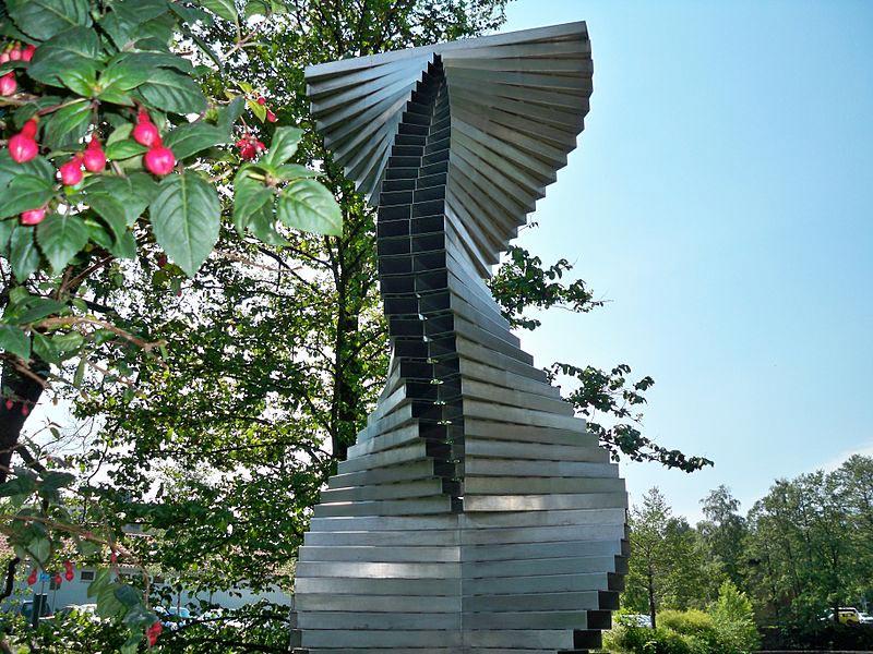 Boras Skulptur Wanderungen