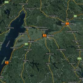 Arbetslivsmuseer i Östergötland