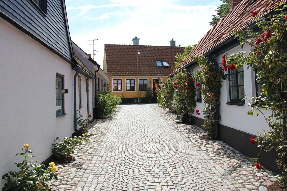 A historical walk in Simrishamn