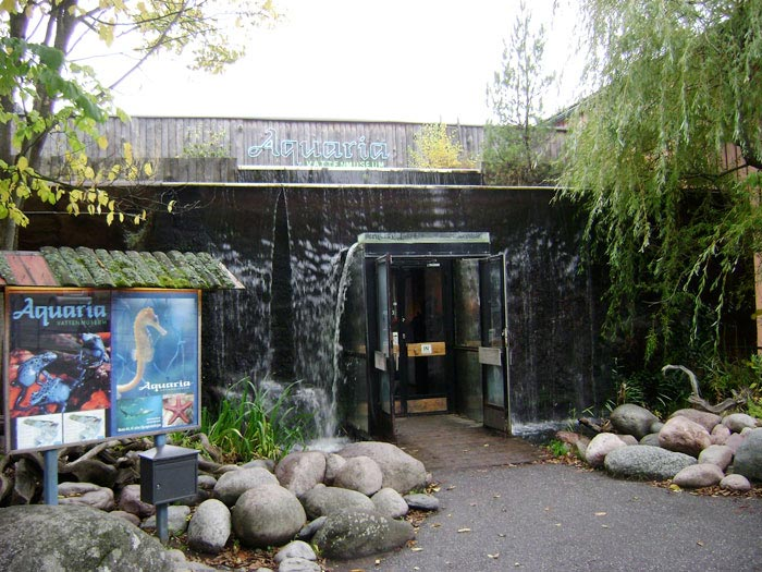Aquaria water museum
