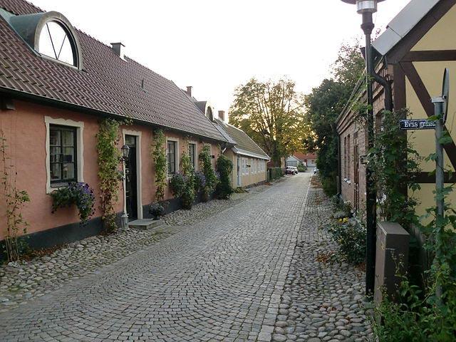 Berättelser om platser i Laholm