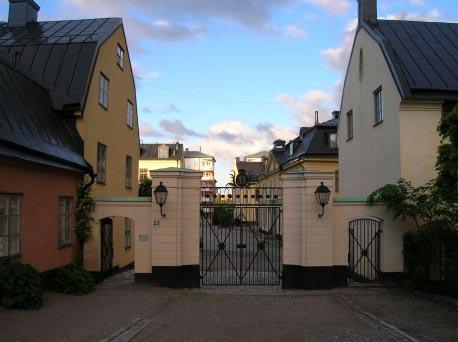 Historisk Stockholmsvandring för barn