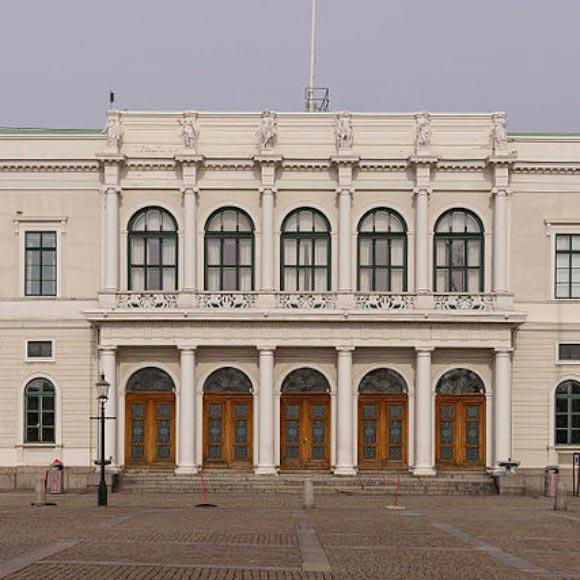 Spökhus i Göteborg
