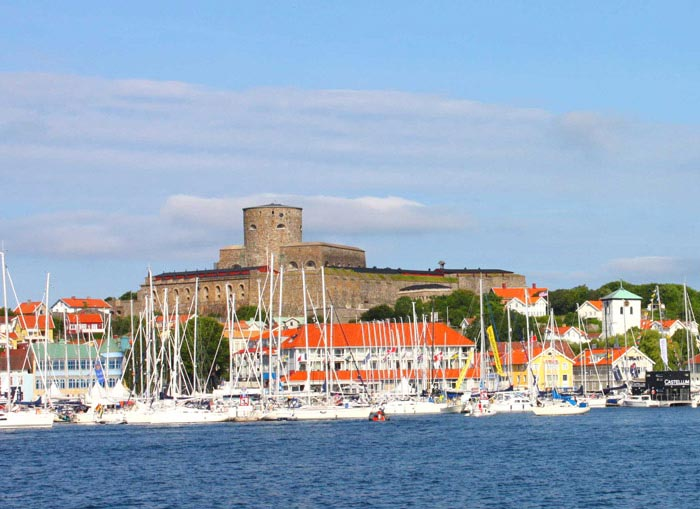 Carlstens fästning, Marstrand