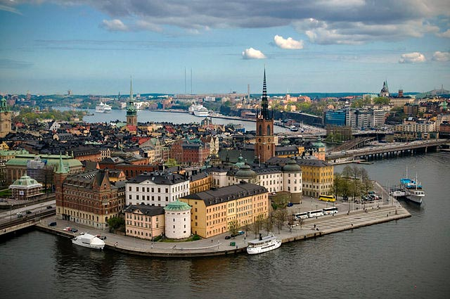 Tre synsätt på Stockholm